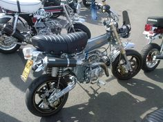 My own Honda DAX, found it on Pinterest !
