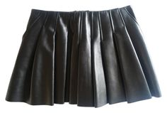 Alexander Wang ~ Pleated Leather Mini (totally Obsessed) ~ Us 4 Mini Skirt. Free shipping and guaranteed authenticity on Alexander Wang ~ Pleated Leather Mini (totally Obsessed) ~ Us 4 Mini Skirt at Tradesy. Update your cool-girl style with this absolutely G...