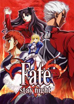 Fate/stay Night | Fate/stay night - Doblaje Wiki