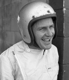 Bruce McLaren. On June 2 1970, 43 years ago, McLaren's great founder Bruce McLaren was killed testing a McLaren CanAm car at Goodwood. #Respect