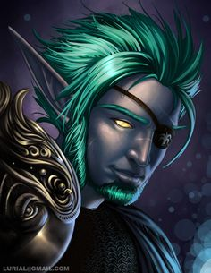 Imiani+the+Warrior+by+YanareKu.deviantart.com+on+@deviantART