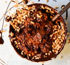 Two Minute Chocolate Pudding