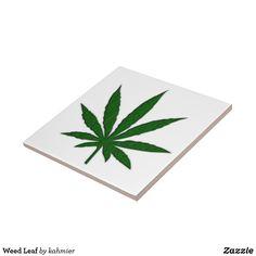 Weed Leaf Ceramic Ti