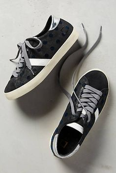 D.A.T.E. Flock Sneakers