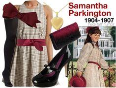 """""""Samantha Parkington (American Girl)"""" by heidifaith on Polyvore"""