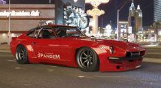 Rocket Bunny Pandem Nissan Fairlady Z body kit