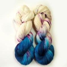 Hand Dyed Sock Yarn Superwash Merino Nylon Fingering Weight 100 g - Unsteady *In Stock by TheSheepyshire on Etsy https://www.etsy.com/listing/278909842/hand-dyed-sock-yarn-superwash-merino