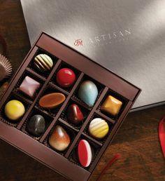 Tour Partner Fannie May's Artisan Chocolates