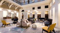 Moments sí es un 'gran hotel Budapest'  #moments #grandbudapesthotel #Budapest #hoteles