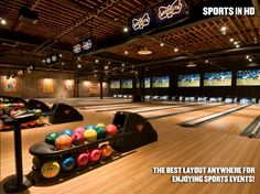SPORTS IN HD: THE BEST LAYOUT ANYWHERE FOR ENJOYING SPORTS EVENTS :: Brooklyn Bowl = Food by Blue Ribbon + 16 lane bowling alley + 600 capacity live music venue :: located in Brooklyn, NY. // Find us on Twitter & Instagram @brooklynbowl - FB: http://bkbwl.com/gVLVzS // #BrooklynBowl - #BowlingAlley - #LiveMusicVenue - #BlueRibbonFood - #LiveMusic - #BrooklynBowlEvents - #BrooklynNightlife - #NYC - #Entertainment - #NewMusic -  #Concerts - #HDSports - #LiveEvents