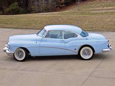 1953 Buick Skylark hardtop