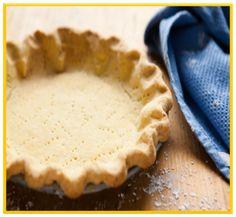 Gluten-free savoury pastry