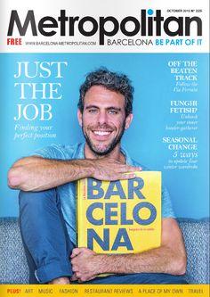 Revistes: Metropolitan October– 2015 http://issuu.com/barcelo-na_metropolitan/docs/issue225