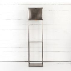 Ezra Floor Lamp in Pewter Light And Shadow, Bronze Finish, Oil Rubbed Bronze, Solid Brass, Pewter, Stainless Steel, Cleaning, Flooring, Mirror