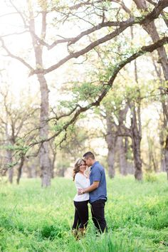 Chico California Bidwell Park Engagement Photography by TréCreative  http://trecreative.com/