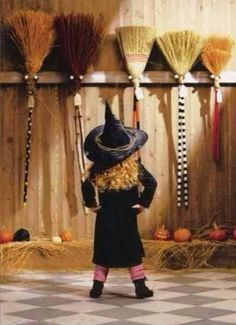 WHICH BROOM DO I FLY FOR HALLOWEEN? :D