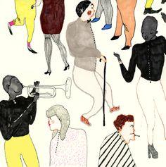 Heta Bilaletdin (b. 1986) is an artist and illustrator based in Helsinki, Finland.