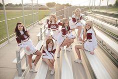 Portrait-Groups-Cheerleaders-Utah Wedding and Portrait Dance Team Photos, Cheer Team Pictures, Dance Pictures, Group Photos, Cheer Picture Poses, Cheer Poses, Cheer Coaches, Cheer Mom, Cheer Stuff