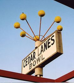 Cedar Lanes Fresno Ca. They tore it down to put in another Wal Mart.