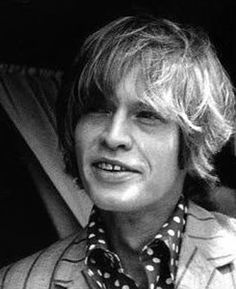 Brian Jones, up close and personal, love his smile!