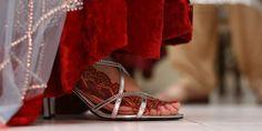 Cute Bride Feet