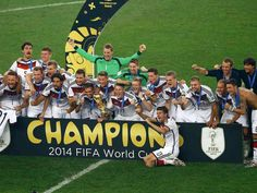 WELTMEISTER 2014! ****