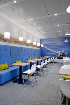 Philips Headquarters Office Global technology company, Hamburg, Germany.