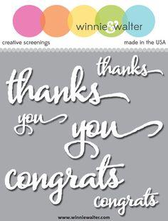 The Big, the Bold and You Creative Screenings - Winnie & Walter, LLC