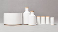 +cinco is a minimalist design created by Portugal-based designer Miguel Lopes and André Meca. The name of the design is simply translated to...