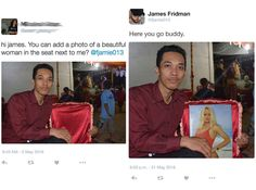 Photoshop Troll Responds to Online Requests Resulting in Hilarious Photos - BlazePress