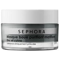 Mud Mask Purifying & Mattifying - SEPHORA COLLECTION   Sephora