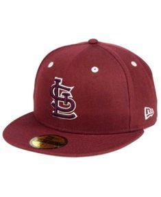 release date 02edb 89291 New Era St. Louis Cardinals Pantone Collection 59FIFTY Cap   Reviews - Sports  Fan Shop By Lids - Men - Macy s