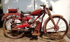 my Moto Guzzi Guzzino