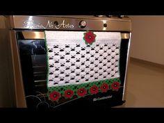 Enfeite de Uva para puxador de geladeira - YouTube