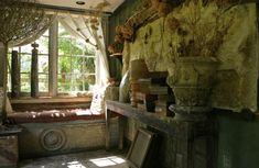 rustic english cottage