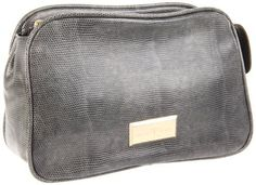 Ivanka Trump  IT511 Cosmetic Bag,Charcoal,One Size Ivanka Trump. $50.00. Synthetic. Made in China