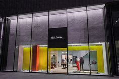 beijing: paul smith flagship store opening