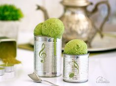 Helado de té verde Matcha Matcha, Popsicles, Parfait, Ice Cream, Homemade, Food, Internet, Cooking, Iced Green Teas