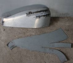 How to build a Sportster gas tank for dummies....and cheapskates. - Club Chopper Forums