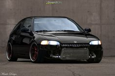 collection Honda Civic with a very luxurious, in 2017 this automotive enthusiasts. In today's world, lovers Modified extremely mad against his favorite vehicle. Honda Civic Hatchback, Honda Crx, Auras, Honda Civic 1995, Civic Jdm, Motorhome, Jdm Wallpaper, Japanese Cars, Jdm Cars