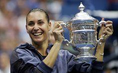 SportsDezk's blog.: Tennis:Flavia Pennetta defeats Roberta Vinci 7-6 6...