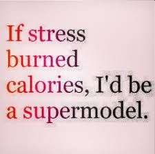 Image result for stressed quotes Stress Quotes, Burn Calories, Burns, Laughter, Life, Image