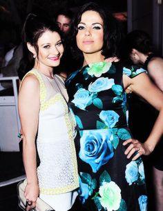 Emilie & Lana. #OUAT