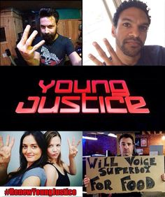 (Impulse Aqualad Artemis Miss Martian & Superboy are all fighting for YOUNG JUSTICE Season by superherofeed) Young Justice Season 3, Young Justice League, Young Justice Funny, Superboy And Miss Martian, The Martian, Spitfire Young Justice, Dc Characters, Teen Titans, Marvel Dc