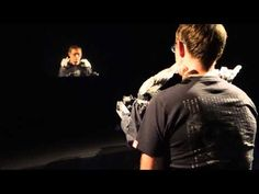 Ars Electronica 2013, Louis Philippe Demers -- The Blind Robot - YouTube