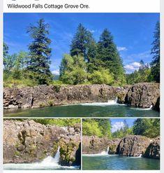 Oregon Road Trip, Golf Courses