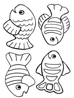 Free Fish Coloring Pages for Kids Disney Coloring Pages