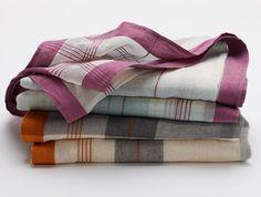 the prettiest swaddle blankets! | Muslin Swaddling Blanket - Set of 2 | Coyuchi