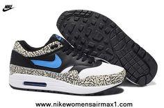 2013 Black White Nike Air Max 87 2013 New Mens Shoes