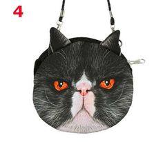 Cute Cat Shoulder Bag - Just Pay Shipping & Handling